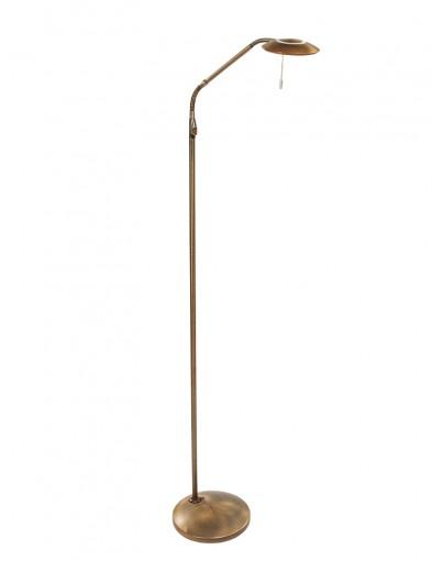 lampara de lectura clasica led bronce-7910BR