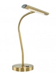 lampara de lectura color dorado-1085BR