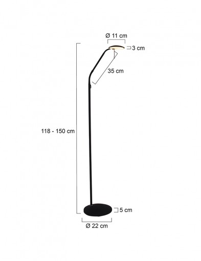 lampara-de-lectura-led-negro-7910ZW-9