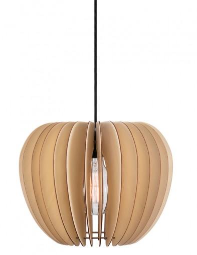lampara de madera tribeca-2387BE