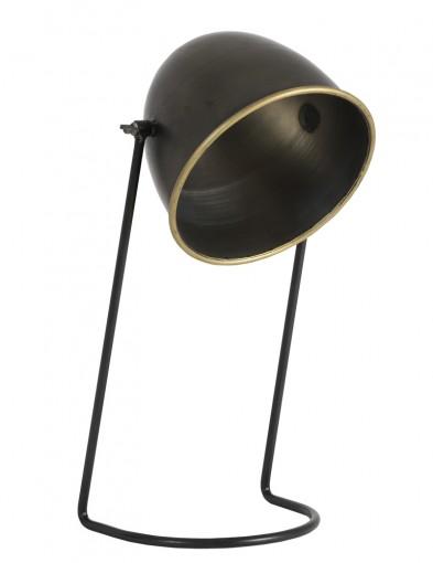lampara de mesa acogedora bronce oscuro-1782BR