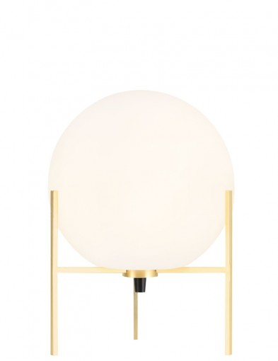 lampara de mesa apoyo dorado-2403ME