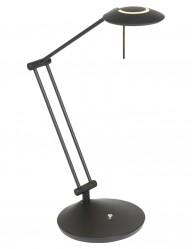 lampara de mesa articulada negra-2109ZW