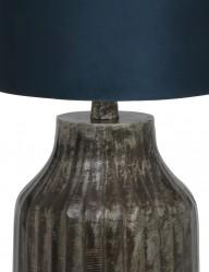 lampara-de-mesa-azul-con-pie-gris-9291ZW-1