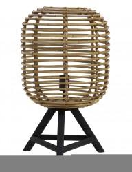 lampara de mesa bambu-1944BE