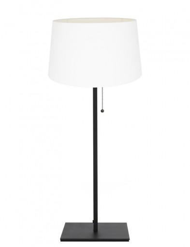 lampara de mesa blanca mason-9167ZW