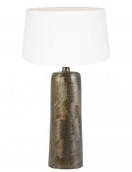 lampara de mesa con base jarron-9193BR