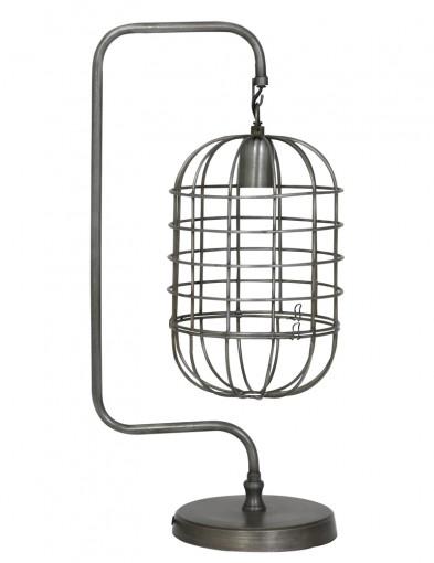 lampara de mesa de alambre-1921ST