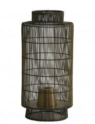 lampara de mesa de jaula-1925BR