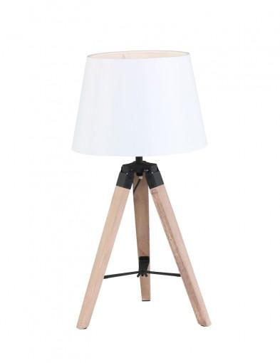 lampara de mesa de madera-1567BE