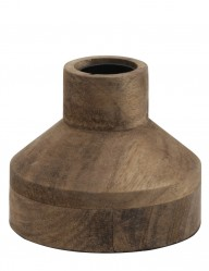 lampara de mesa de madera-1936BE
