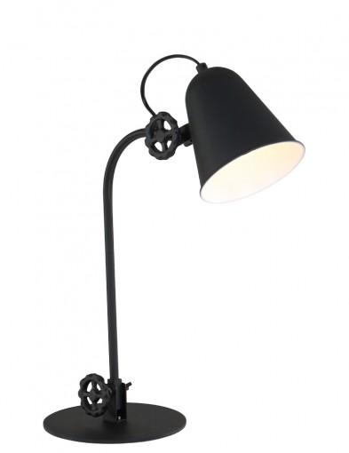 lampara de mesa de metal-1324ZW