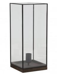 lampara de mesa de vidrio-1941ZW