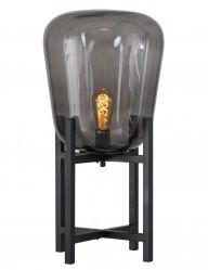 lampara de mesa de vidrio benn-2121ZW
