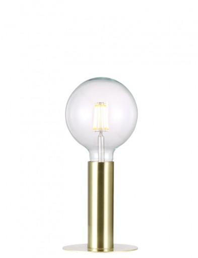 lampara de mesa dorada-2176ME
