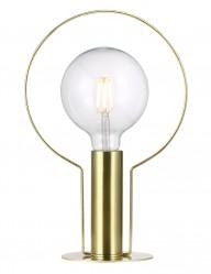 lampara de mesa dorada-2180ME