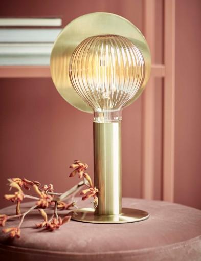 lampara-de-mesa-dorada-disc-2178ME-1