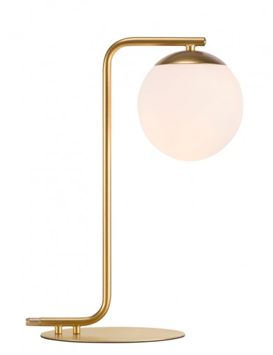 lampara de mesa dorada grant-2407ME