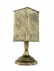 lampara de mesa dorada oriental-1070BR
