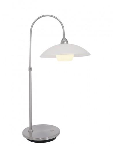 lampara de mesa en acero led-7928ST