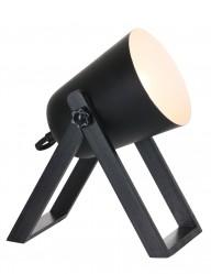 lampara de mesa escandinava negro-1642ZW