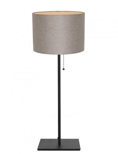 lampara de mesa gris mason-9166ZW