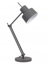lampara de mesa gris mate-1948GR