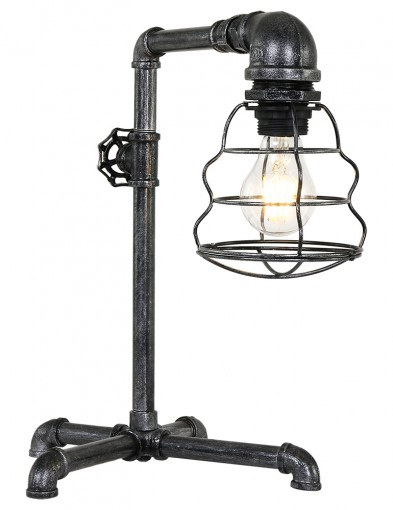 lampara de mesa industrial robusta-1609ST