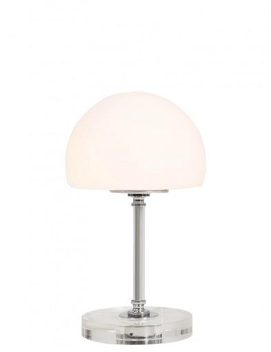 lampara de mesa moderna cromada-7933CH