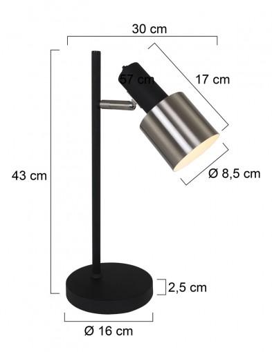 lampara-de-mesa-moderna-en-acero-negro-1701ZW-8