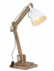 lampara de mesa nórdica elmer-1556W