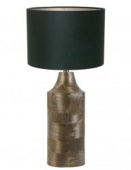 lampara de mesa robusta-9251BR