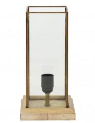 lampara de mesa rustica-1913BE