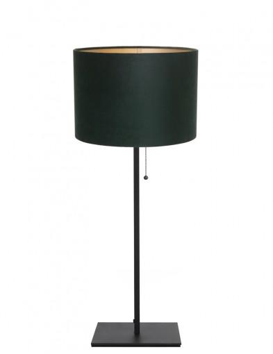 lampara de mesa verde-9164ZW