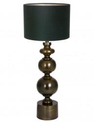 lampara de mesa vintage-9269BR