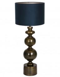 lampara de mesa vintage edwin-9270BR
