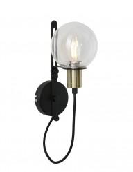 lampara de pared bombilla-1657ZW