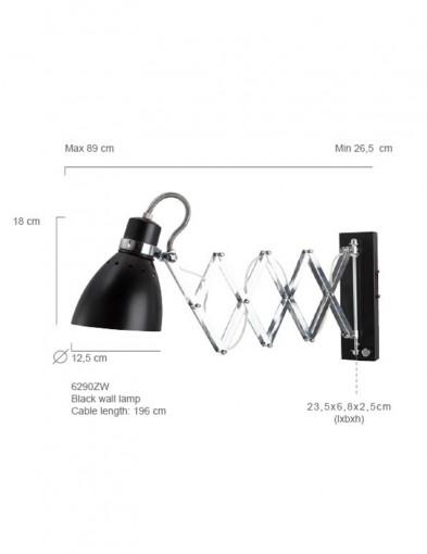 lampara-de-pared-extensible-6290ZW-9