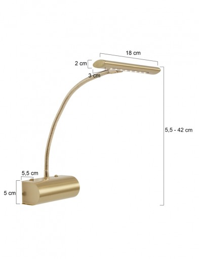 lampara-de-pared-intensidad-regulable-1081ME-7