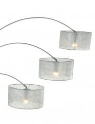 lampara-de-pie-arco-tres-luces-con-pantalla-transparente-9959ST-1