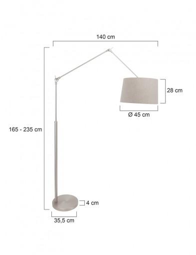 lampara-de-pie-articulada-9720ST-6