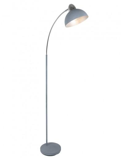 lampara de pie bicolor-1715GR
