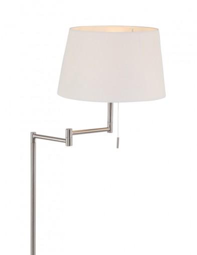 lampara de pie blanca-5894ST