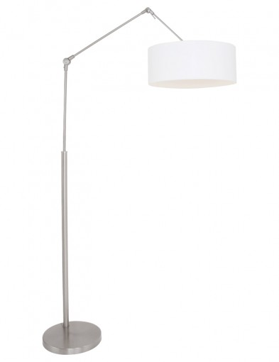 lampara de pie blanca-9894ST