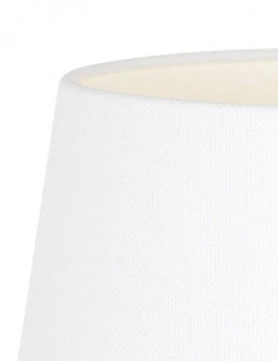 lampara-de-pie-blanca-con-base-de-metal-9301ZW-2