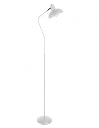 lampara-de-pie-blanca-hood-10148W-1