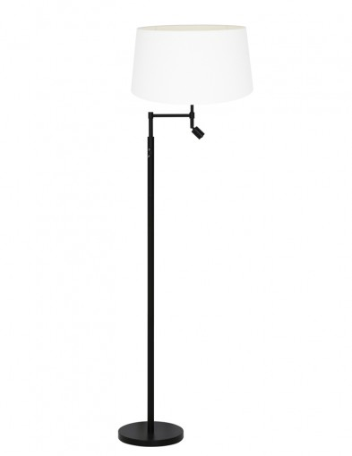 lampara de pie blanca montana-9163ZW