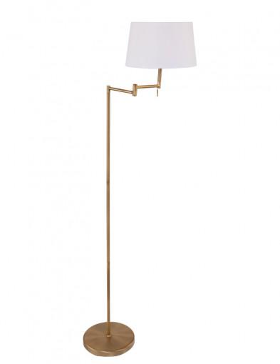 lampara de pie clasica-5894BR