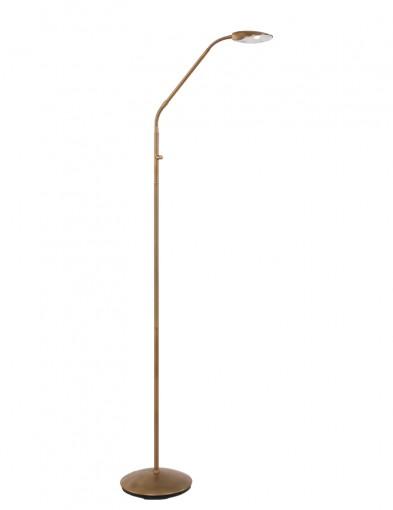 lampara de pie clasica bronce-7492BR