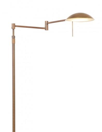 lampara de pie clasica led-7887BR